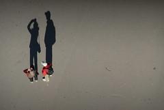 Shadow People - by Elliot Moore