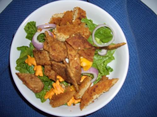 non-cobb salad
