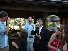 Bubble time (tiffini) Tags: wedding scott amy sander