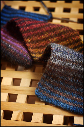 Noro Scarf Beginnings
