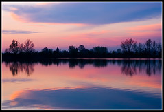 Teen Sunset (Andrea Cucconi) Tags: pink sunset italy lake reflection water colors beautiful clouds river lago mirror photo interestingness amazing nice interesting nikon italia tramonto nuvole pastel gorgeous fiume picture rosa teen fotografia modena acqua soe riflesso thesource pastello campogalliano expore d80 nikonstunninggallery abigfave p1f1 colorphotoaward superaplus aplusphoto superbmasterpiece beyondexcellence superhearts anderacucconi