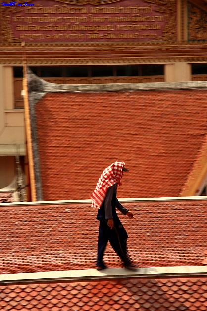 Spiderman in disguise @ Bangkok