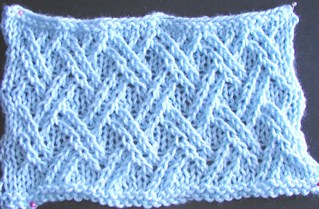 07. Twist-Stitch Patterns (2nd) | The Walker Treasury Project