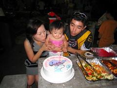 Daddy, Mummy and Nikki