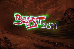 extream lightpainting graffiti (Dan Bennett2891) Tags: lightpainting art dan night canon photography eos graffiti daniel explore 95 bennett danbennett beast2891