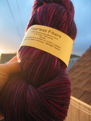 Fearless Fibers Midnight Passion