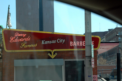 Danny Edward's BBQ, Downtown KC