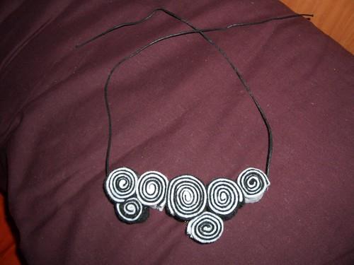Collar espirales