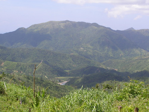 Mountains of Catanduanes