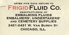 Frigid Fluid Co--front