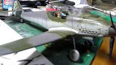 """Hasegawa """"Messerschmitt BF109G-10'End of War' """" -3"""