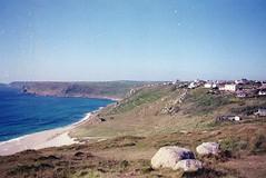 GB Cornwall 1984 (orangevolvobusdriver4u) Tags: greatbritain england cornwall devon landsend 1984 grossbritannien archiv1984