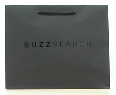 BUZZSEARCH_買い物袋(正面)