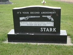 Moxy (Tiffany Burns) Tags: cemetery grave gun arms headstone rifle rights pistol constitution shotgun revolver stark ammunition ammendment engrave secondammendment beararms constitutionalrights keepandbeararms