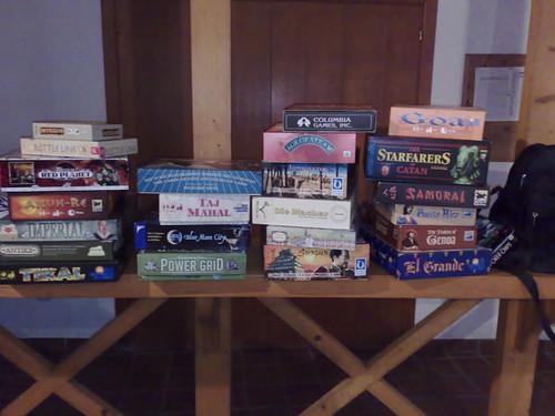 Juegos, juegos y más juegos