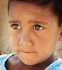 Twinkle. Twinkle. Little. Star. (Aditya Rao.) Tags: portrait india girl eyes child aplusphoto