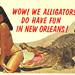 Bettie Page Postcard
