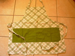 apron - before