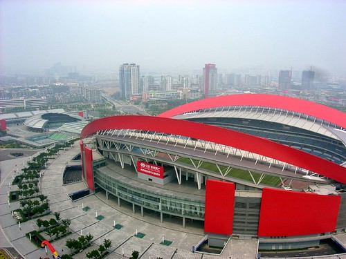南京奥体中心体育场/Nanjing Olympic Sports Center