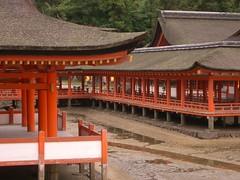 Miyajima Shrine, Hiroshima 宮島 (Anaguma) Tags: japan hiroshima miyajima itsukushima setonaikainationalpark