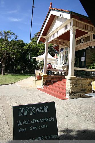 Nielsen Park Kiosk
