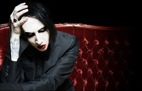 MARYLIN MANSON - EAT ME, DRINK ME
