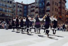 danza de escudos
