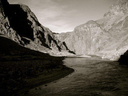 Colorado River, Grand Canyon, Arizona, 2007
