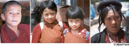 Bután y su gente