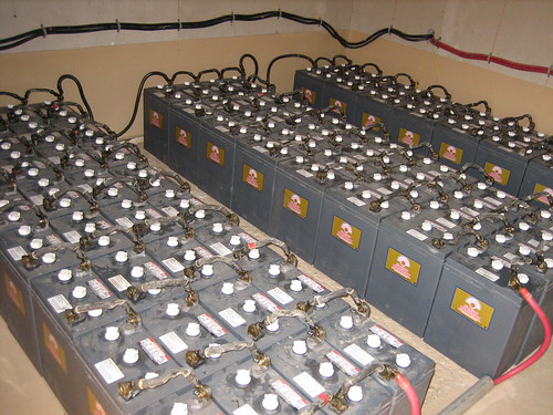 bateria 88 akumulatorów