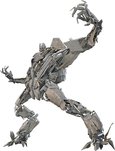 Transformers la pelicula Starscream CGI