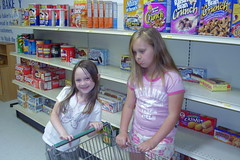 Ashlee and Autumn Field Trip Shopping 2 050707 web
