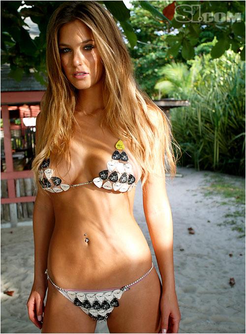 Bar Refaeli sexy Israeli model