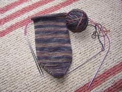 Claudia sock