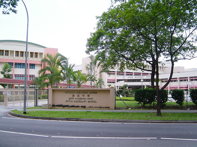 JUYING SECONDARY SCHOOL Singapore