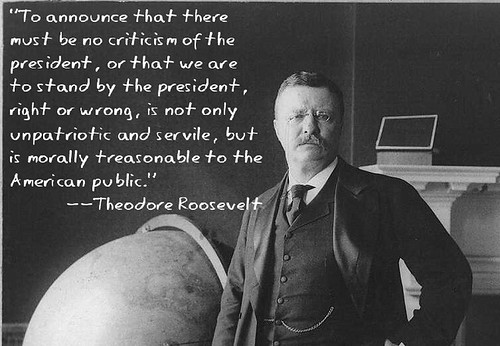 Theodore Roosevelt on Flickr