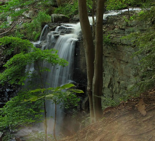 Bays Mountain Park Falls - Kingsport, TN by just4pics.