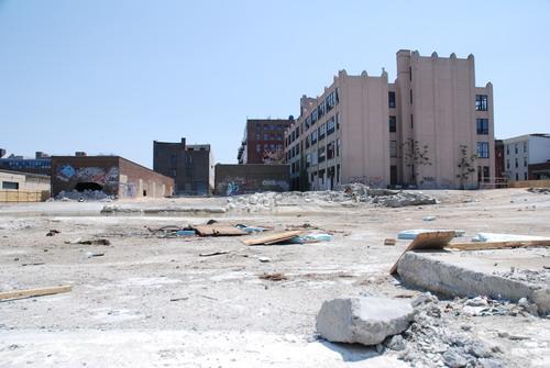 Cement Plant Site