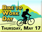 Bay Area Bike To Work Day button
