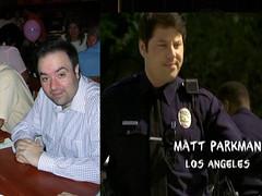 Parecidos Razonables _rvr-Matt Parkman de Heroes