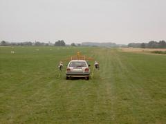 Flugplatz Emmerich (Corky BN) Tags: fliegen emmerich