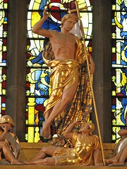 Risen Lord (Lawrence OP) Tags: christ jesus lord risen resurrection comper puseyhouse