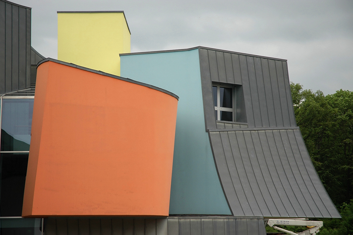 Vitra Center: Click for previous photo
