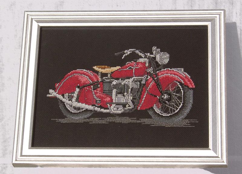 moottoripyörä 2