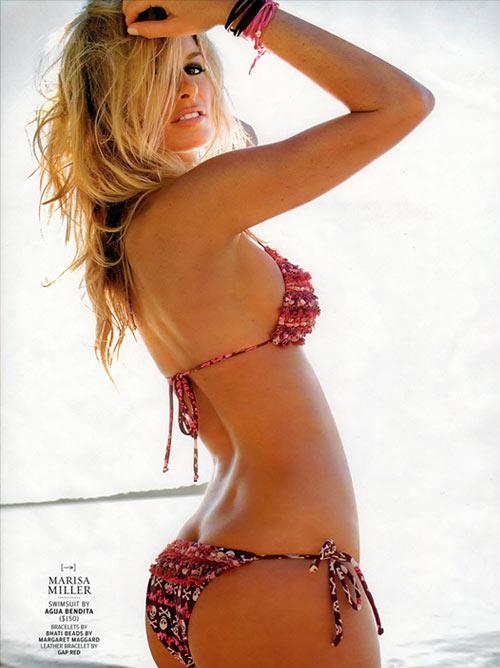 Marisa Miller American supermodel