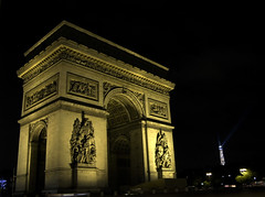 "Arc de Triomphe • <a style=""font-size:0.8em;"" href=""http://www.flickr.com/photos/8364105@N02/503759126/"" target=""_blank"">View on Flickr</a>"