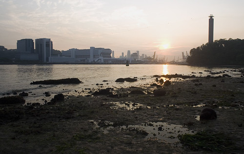 sentosa sunrise