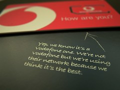 """vodafone is the best"" (jonoakley) Tags: vodafone booklet welcome dotmobile"
