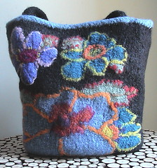 Custom Floral Dream Bag C.S.