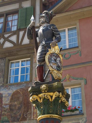 Schweiz Urlaub: Stein am Rhein